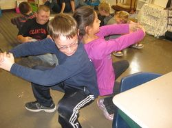 team building activities first week - responsive classroom