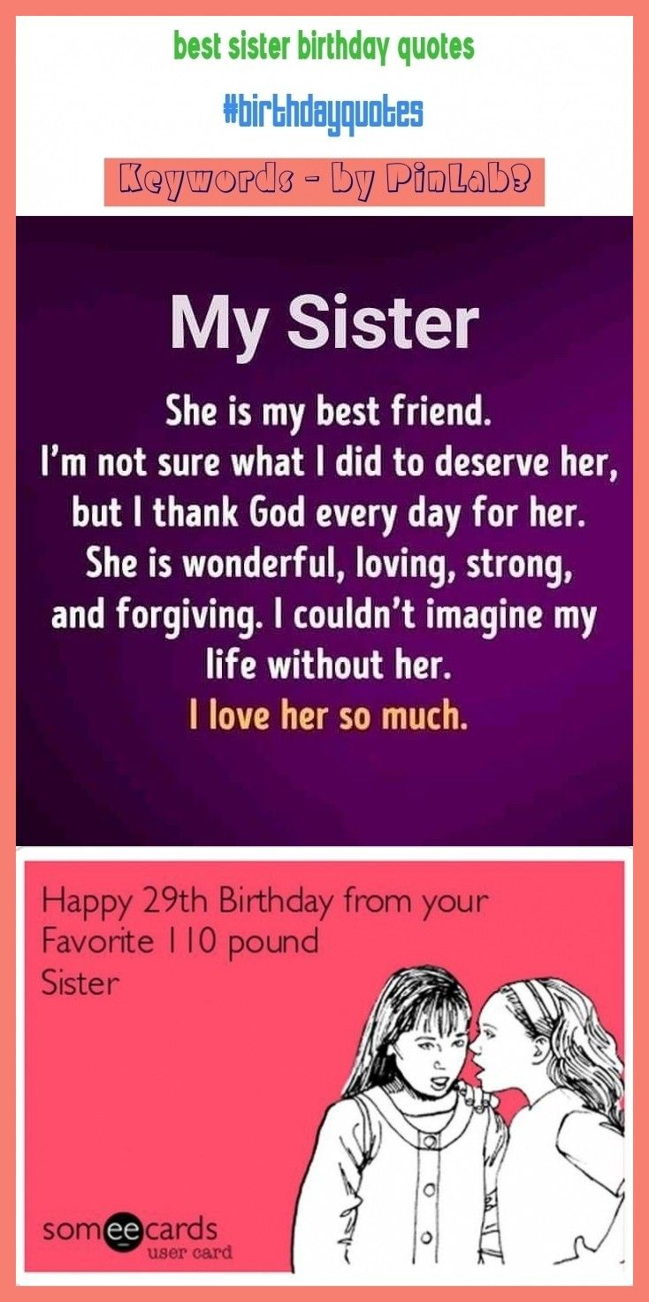 Pin By Melody Hv Rides On Birthdays In 2020 Birthday Quotes For Daughter Sister Quotes Friendship Day Quotes