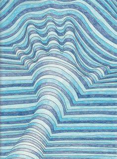 Assignment 6: Op Art - Argyll Centre: Junior High Art