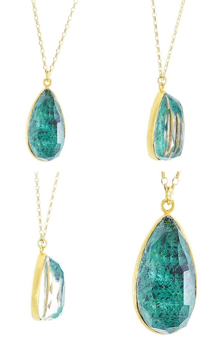 http://www.miahera.com/fluenta-turkuaz-tasarim-kolye Fluenta Turquoise Kolye