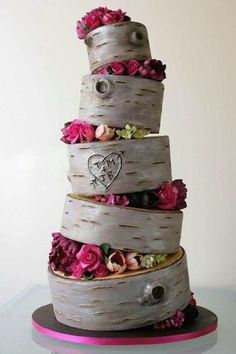 redneck wedding cakes - Google Search