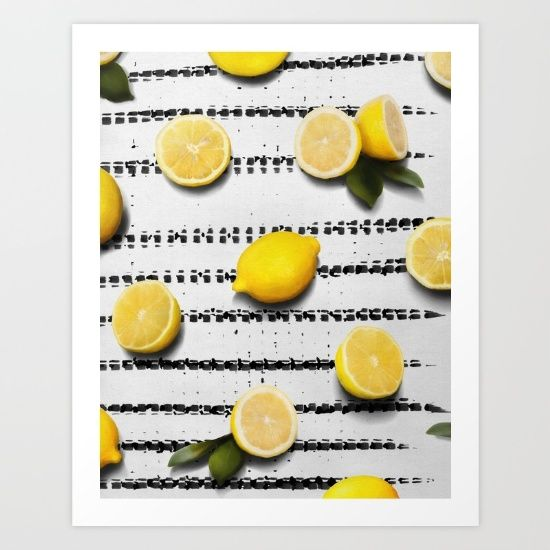 fruit 4 Art Print