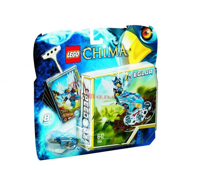 Lego Chima Fészekbúvárkodás 70105