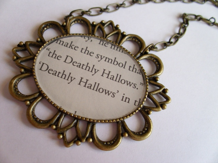 Handmade Harry Potter Jewelry Wicked Awesome Pinterest