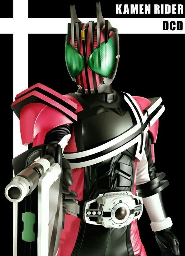 Kamen Rider Decade Kamen Rider Decade 仮面ライダー