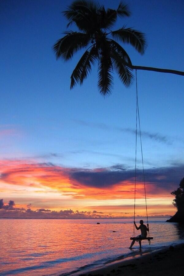 Vanuatu (or even better live there)