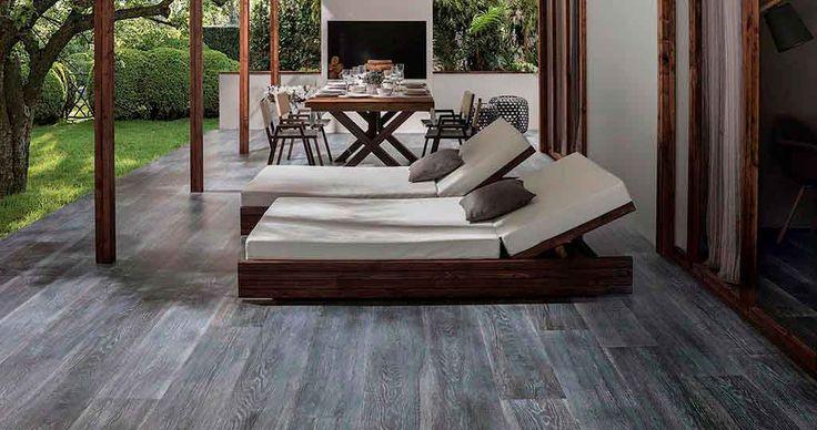 TENDENZE | Terrazze con personalità: i materiali naturali  ispirano il design da esterno