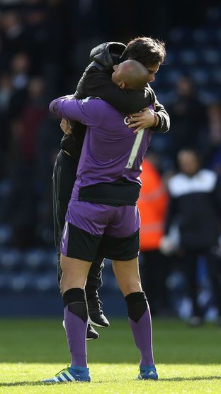 Watford's Quique Sanchez Flores Gushes Over Goalkeeper Heurelho Gomes' Performance vs West Brom