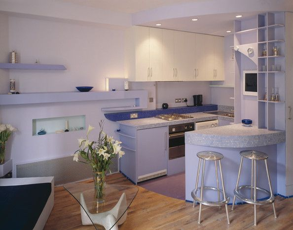 88 Best Images About Pretty Purple Kitchens On Pinterest