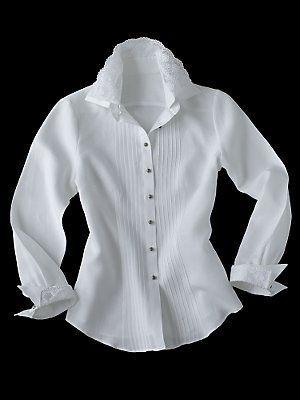 anna shirt - the perfect white shirt