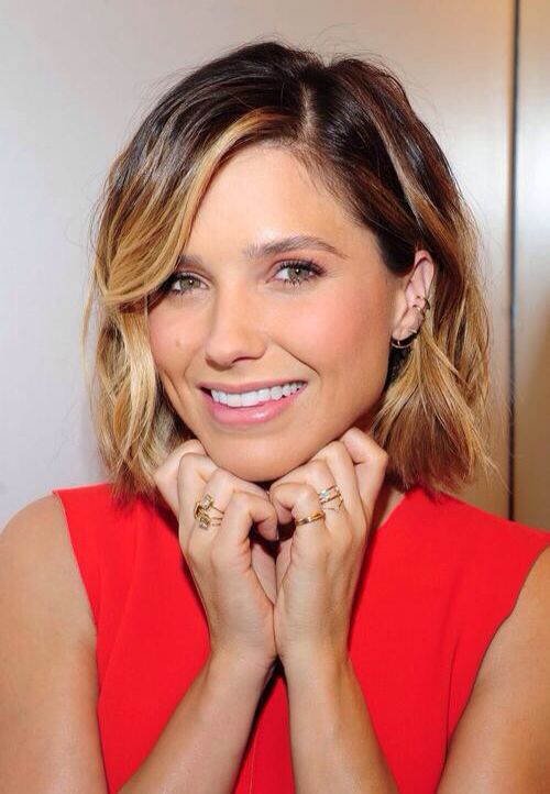 Sophia Bush Short