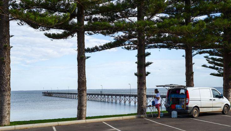 Ceduna, Australia.