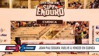 JOAN PAU SEGURA SALE VICTORIOSO EN CUENCA
