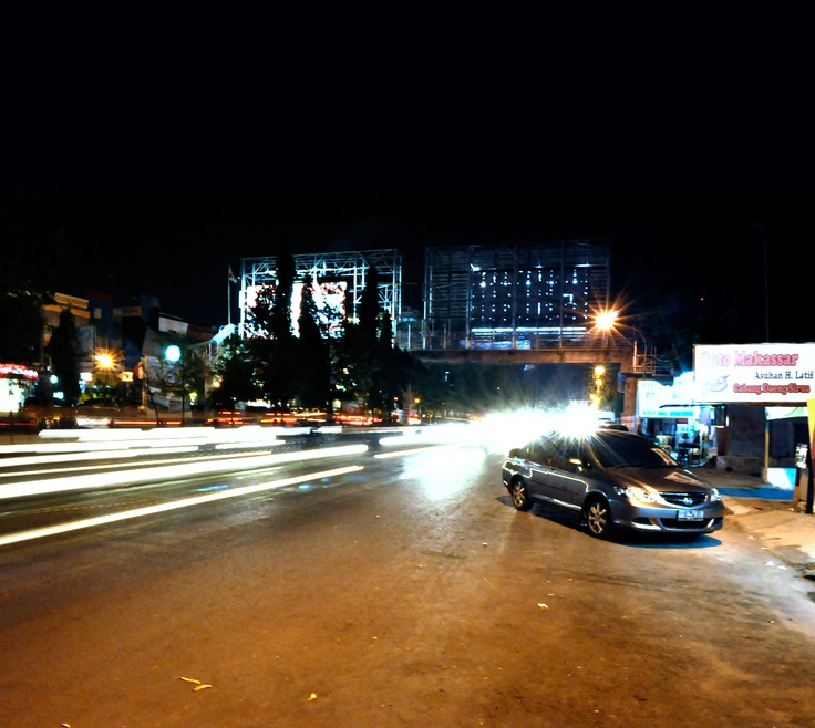 Jln. A. P. Petarrani, Makassar