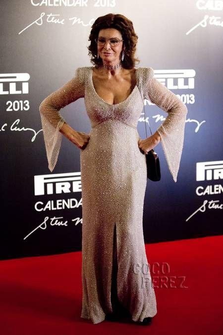 Sophia Loren 2013 Calendar