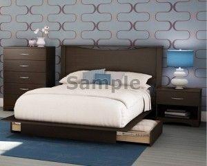 Set Tempat Tidur Minimalis MJ5009