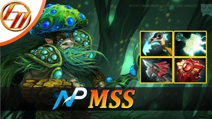 MSS → Nature's Prophet ♦ Dota 2 Pro Gameplay | Furion Fullgame