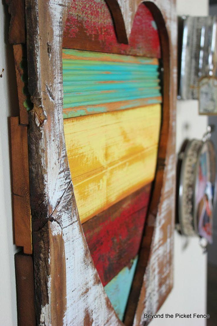 192 best Art of Barn, Pallet, Rustic Drift WOOD images on ...