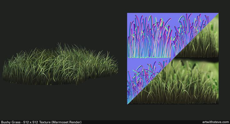 FOLIAGE ( :D) map - WIP - Page 4 - Polycount Forum