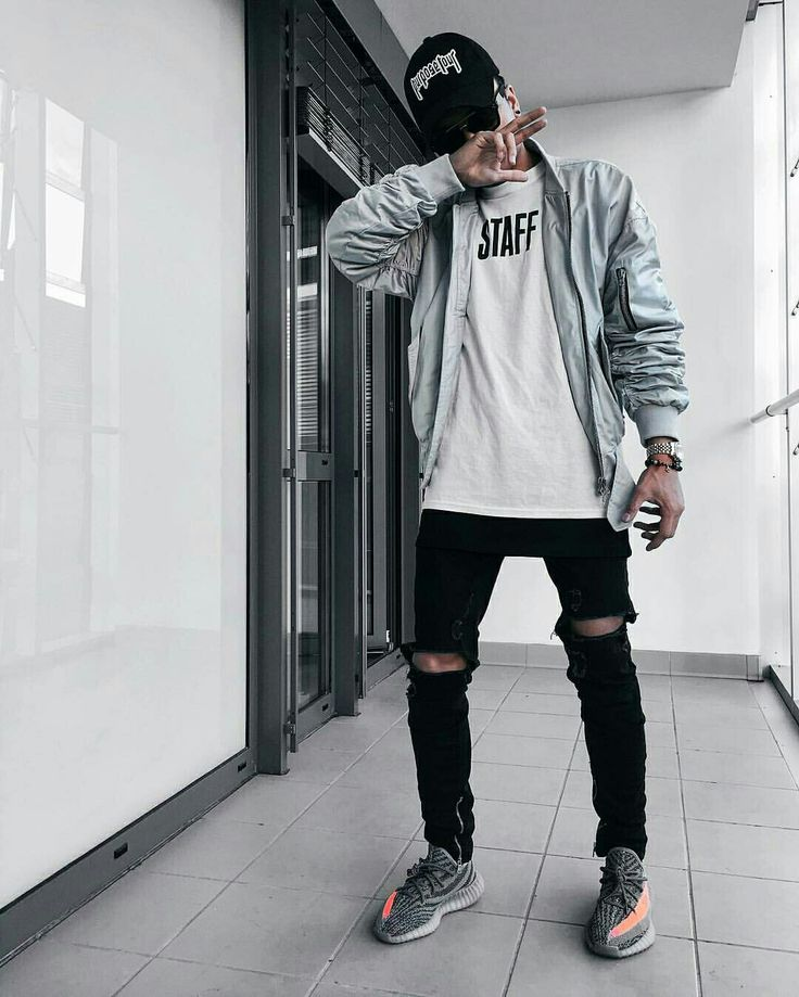 outstanding streetwear outfits for men