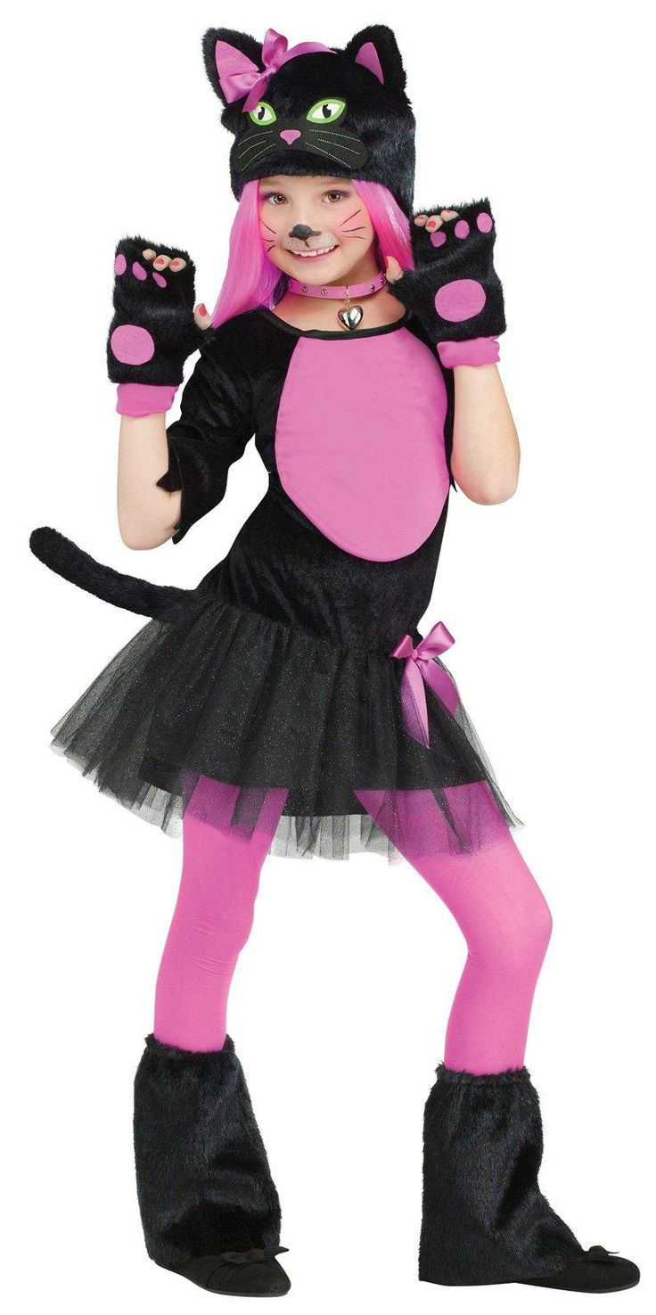 Miss Kitty Child Costume from Buycostumes.com