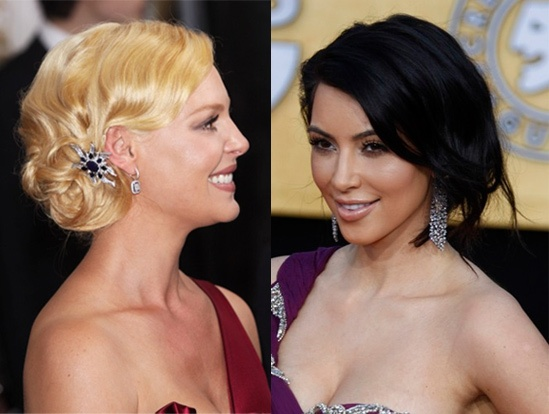 Terrific 1000 Images About Old Hollywood Then Amp Now On Pinterest Short Hairstyles Gunalazisus