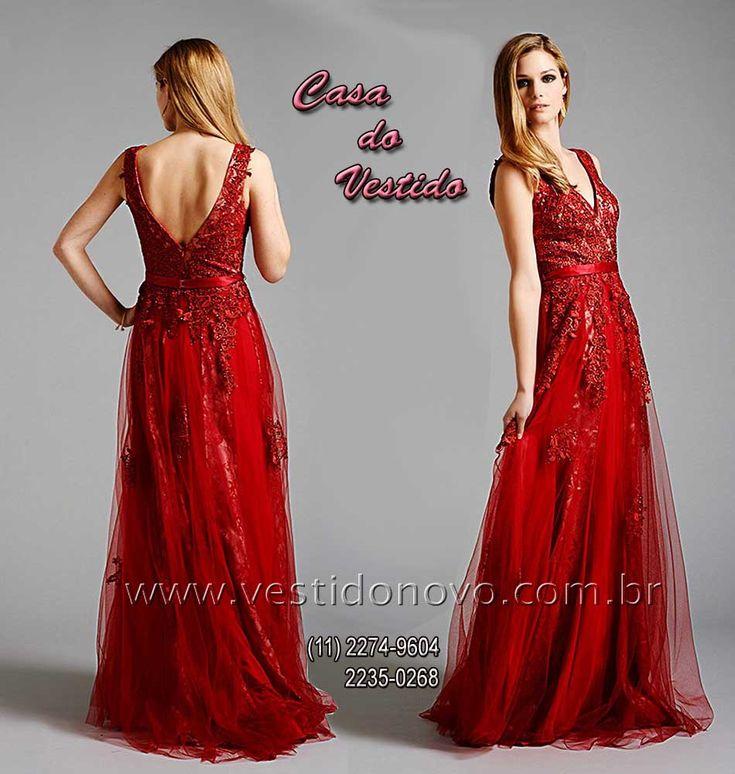 Vestido vermelho plus size, mae do noivo, disponivel no bairro da aclimação, CASA DO VESTIDO - Rua Heitor Peixoto 1074 - (11) 2274-9604 ou 2235-0268