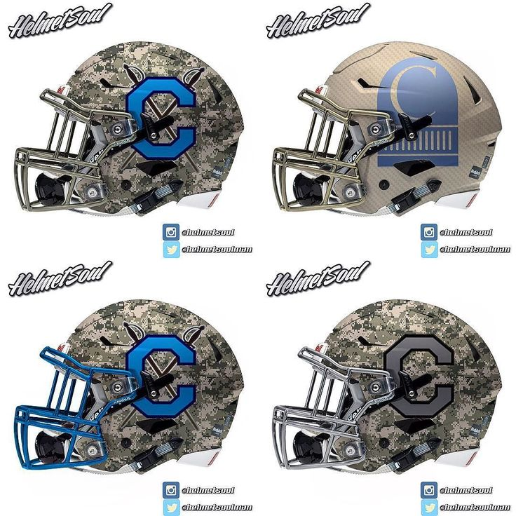 Ending the #thecitadel helmet series tonight with a few multi-helmet posts. A big #thankyou to @yeagerk1 and @citadel_football for the opportunity. Excited to see which design will make the field. #design #helmet #artwork #football #letsgo #footballhelmet #artwork #espn #901 #southernconference #footballislife #charlestonsc new designs added! #helmet #collegefootball #design #nfl #football #footballhelmet