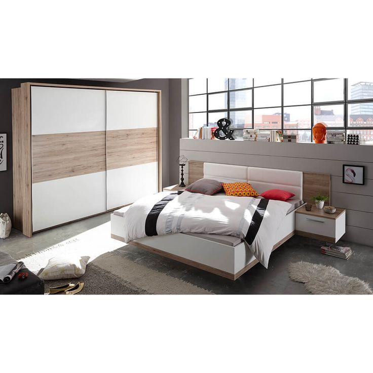 Die besten 25+ Schlafzimmer komplett günstig Ideen auf Pinterest ...