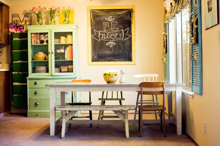 Best 25 Mismatched Chairs Ideas On Pinterest Kitchen