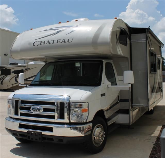 used 2014 thor chateau class c motorhomes for sale in summerfield fl oca1238750 camping. Black Bedroom Furniture Sets. Home Design Ideas