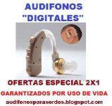 Audifonos para sordos Digitales - Akyanuncios.us