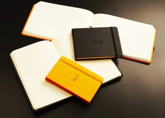 8 Swoon-Worthy Notebooks for Bullet Journaling | pageflutter.com | Your ultimate…