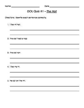 Printables Dol Worksheets dol worksheets davezan 1st grade quizzes use with or without trophies every