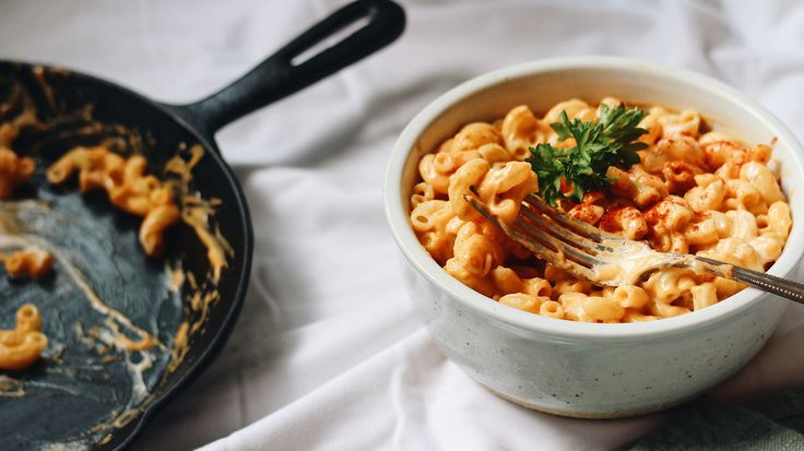 Best vegan mac'n'cheese (gluten free)