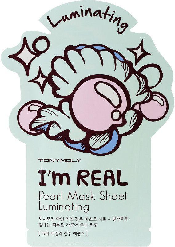 Tony Moly I'm Real Pearl Luminating Sheet Mask | Ulta Beauty
