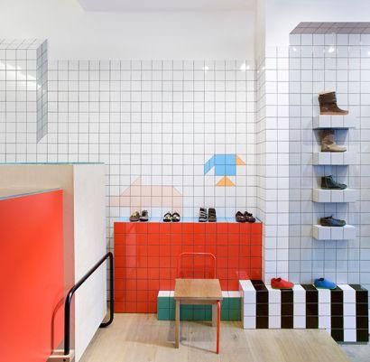 Tomás Alonso Design Studio, Camper store