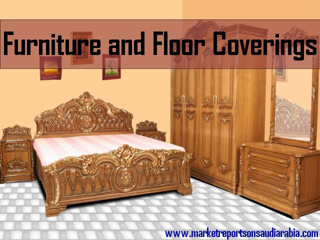#Furniture and #FloorCoverings Retail Sales in #SaudiArabia