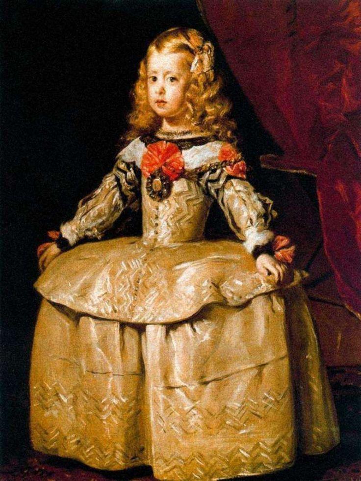 Índice de Biografías - Diego Velázquez - La infanta Margarita.jpg (800×1066)