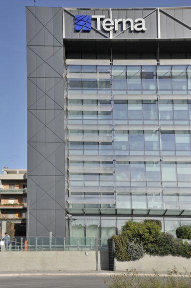 HQ Terna - Ristrutturazione dell'edficio di Via E.Galbani - Roma, Italia - 2009