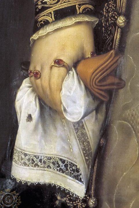 Moro, Antonio -- Catalina de Austria, esposa de Juan III de Portugal