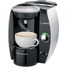 How to descale a Bosch Tassimo coffee machine...pinned so I know where to find it next time:)