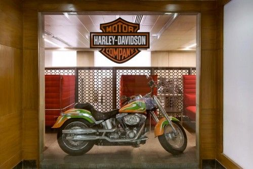 Harley Davidson's India Headquarters