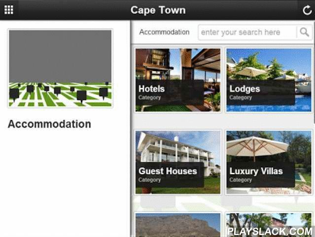 Cape Town Accommodation  Android App - playslack.com , Welcome to Cape Town, South Africa. This Cape Town Accommodation Mobile App offers Accommodation and Activity options across Cape Town and surrounding areas which you can book through this Mobile App. Accommodation types include Hotels, Lodges, Guest Houses, Luxury Villas, Apartments, Self Catering, Backpackers, Resorts and Game Lodges. Activities in and around Cape Town include Boat Trips, Bus Trips, Day Tours, Shark Cage Diving, Whale…