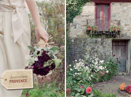Fall Provence Wedding Palette | Un Grand OUI™