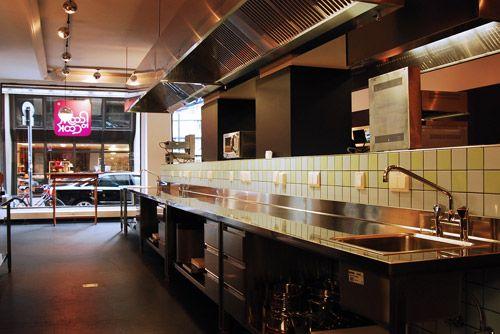 Bionic Systems — Logo & Corporate Design — Kitchen, dining room, deli…