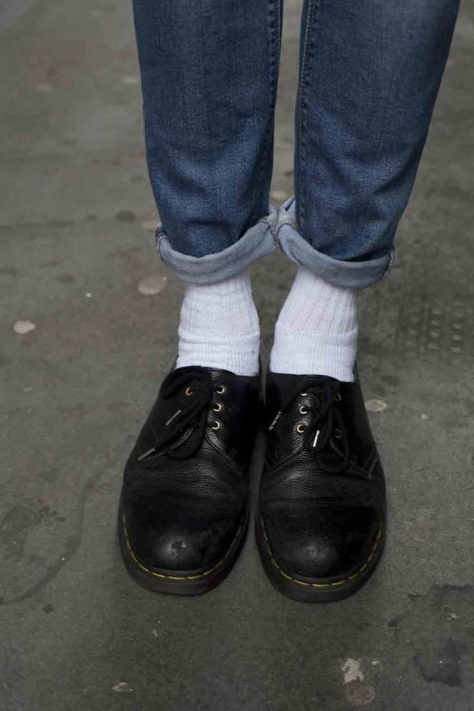 shoes: Dr.Martens
