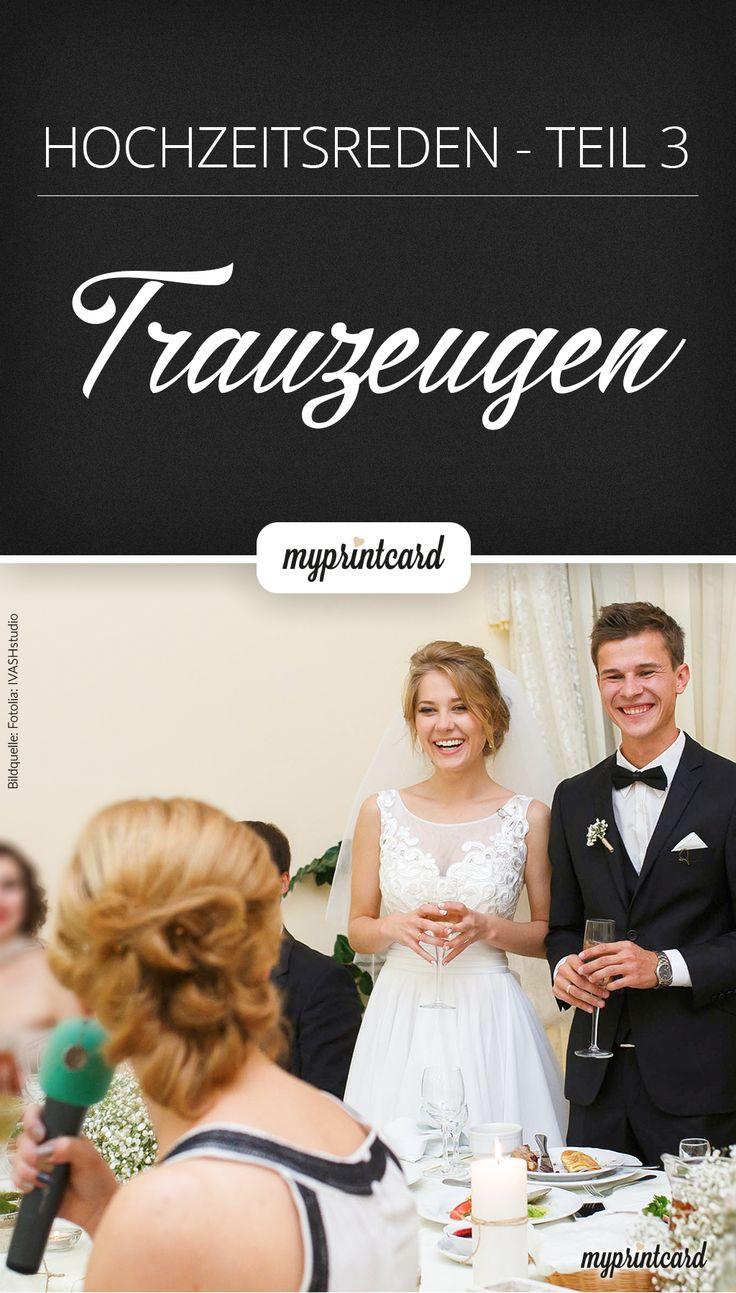 Hochzeitsreden – Drei Tipps gegen Lampenfieber