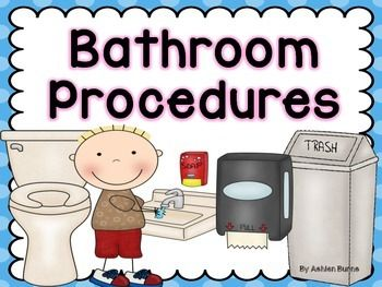 17 best ideas about bathroom procedures on pinterest - Bathroom procedures for preschool ...