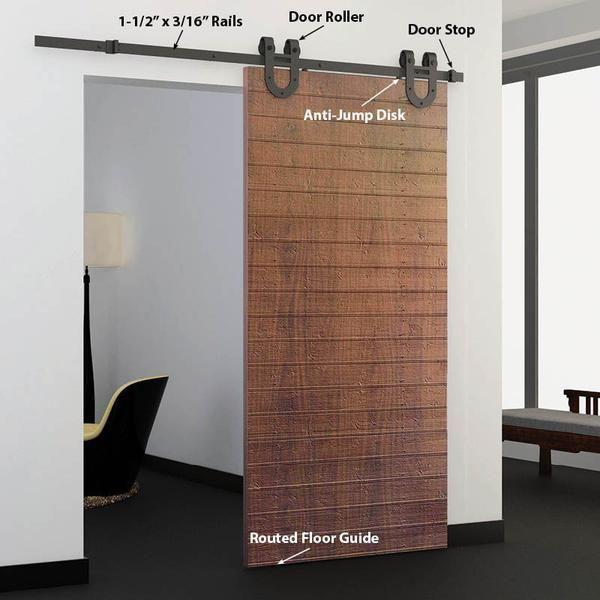 Reserve (Single Wood Door Kits)